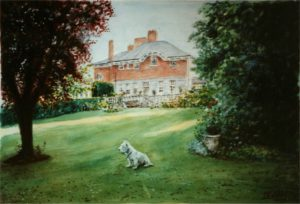 Watercolour House Colour by Stan Hurr